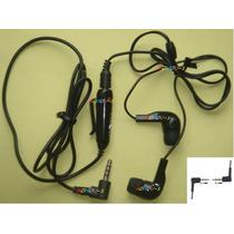 Fone De Ouvido E Microfone P. Celular Nokia. Tambem Outros