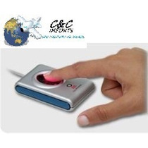 Leitor Biométrico Digital Persona U Are U 4000b - Novo