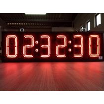 Relógio Cronometro Esportivo Led Relogio Digital Corrida Rua