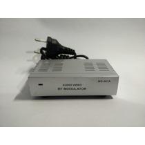 Modulador Rf Bivolt Ws-007a