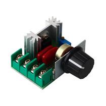 Dimmer De Alta Potência - 2000 Watts X 220 Volts