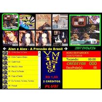 Hd 500 Gb Para Maquina De Musicas Jukebox Com Video Music