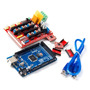 Arduino Mega + Ramps 1.4 + Drive A4988 Gratis Dissipador