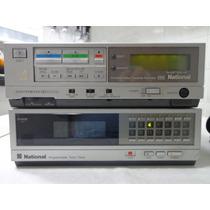 Video/gravador Vhs Portatil Panasonic Nv1820 Pn