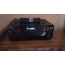 Receiver Pioneer Vsx-820 Com Manual E Controle Remoto..