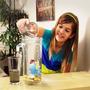 Self Cleaning Fish Tank Gallon Aquarium Meio Led Luz Do Rio