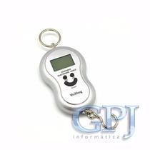 Mini Balança Digital Prata Ate 40kg Oem*