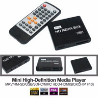 Media Player Mini 1080p Full Hd Qualquer Modelo Tv Controle