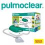 Inalador Ultrassonico Pulmoclear (inalação Deitado)