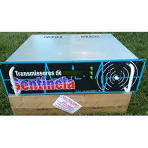 Transmissor De Fm Pll Kit 150w+cabo E Mais Antena+cabo