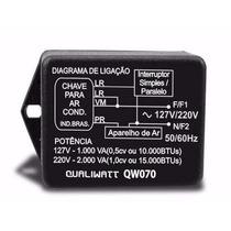 Modulo Amplificador De Potência 10a Qualiwatt Qw070