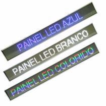 Painel Led Digital Letreiro Configurável Português + Brindes