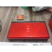 Nintendo Ds Lite Usado - Edição Limitada
