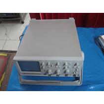 Osciloscópio Minipa 30mhz Mo-1230