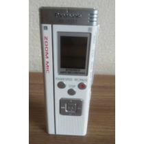 Gravador De Voz Panasonic Pr-us551 Com Cabo Usb