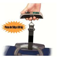 Balança Digital Portátil Lcd (original)pesa De 50g A 50k