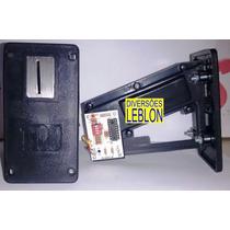 Moedeiro Eletrônico R$1,00 Para Jukebox Fliperama Arcade