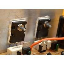 Placa Para Montagem De Amplificador 100 Watts Rms