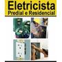 Eletrica Residencial E Predial - Curso Eletricista - 6 Dvds