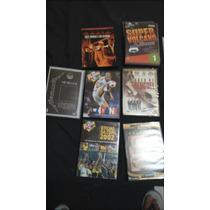 Dvds Diversos (lote) - Placar / Metallica / Bbc / Filmes