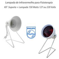 Aparelho De Infravermelho Com Lampada Philips 150 Watts
