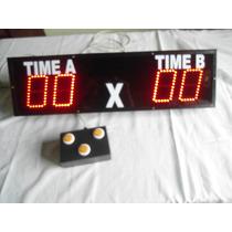 Painel Eletronico Placar Esportivo -modelo1c-