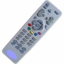 Controle Remoto Net Receptor Digital Branco Genérico