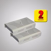 2 Anti Mofo Eletrônico Desumidificador, Anti Ácaros E Fungos