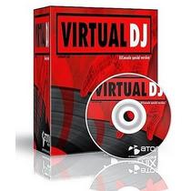 Super Promoção Virtual Dj 8 Pro + Plug-ins Completo