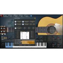Instrumentos Virtuail Vsti Violão Poetic Acoustic Guitars V2