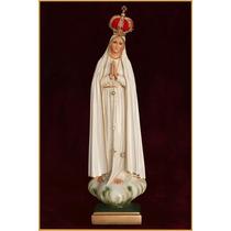 Imagem De Nossa Senhora De Fatima 75cm