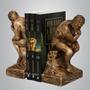 Aparador De Livros Pensador - Estátua / Escultura