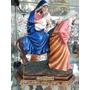 Escultura Imagem Nossa Senhora Do Desterro 32cm Resina