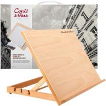 Kit Desenho Conte A Paris *prancheta+crayons* *frete+barato*