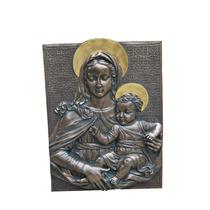 Quadro Maria 2 Em Poliresina - Ipr170 - Imagem Sacra