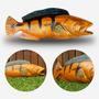 Peixe Decorativo Cerâmica (parede) - Coisicas Artesanato