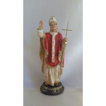 Imagens Santos Católicos Papa João Paulo Ii 13 Cm
