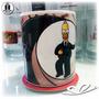 Caneca Dos Simpsons - James Homer 007 + Porta-copos