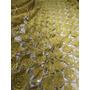 Tecido De Luxo Dourado Oxum