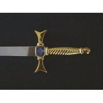 Espada, Espadim Para Maçom- Maçonaria- Cabo Bronze