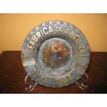 Fábrica Do Andaraí Memorabilia 1958 Bronze Armas De Guerra