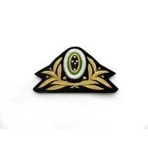 Crachá De Quepe Oficial Do Exército - Masculino