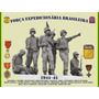 Poster Em Homenagem À Nossa Gloriosa Feb - 2ª Guerra