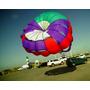 Kite Humana Paraquedas Voo Duplo Puxado Lancha Jet Bote