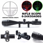 Luneta Hero-pro Sniper Scope Tactical 6-24x50 Aoeg