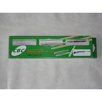 Kit Limpeza Completo Cbc Para Carabinas De Pressão Cal.5,5mm