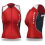 Camiseta De Triathlon Feminina - X Terra - Vermelha - M