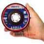 Disco Flap 115mm Gr80 P/ Esmerilhadeira Lixadeira E Politriz