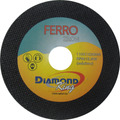 50 X Disco Corte Extra Fino Diamond 4.1/2 X 1mm X 22,2mm