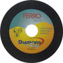 50 X Disco Corte Extra Fino Diamond 4.1/2 X 1mm X 22,2mm